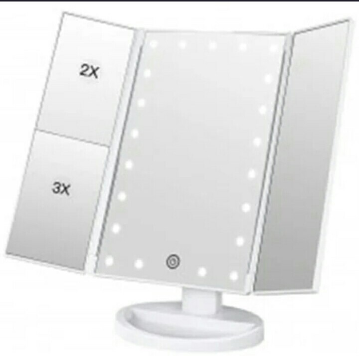 Зеркала с подсветкой!складные и не только!большой выбор фото №1
