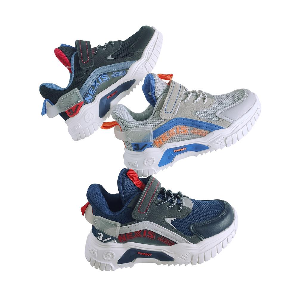 Детские кроссовки с подсветкой мальчикам от том м, р-ры 27-32 фото №1
