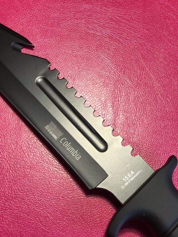 Нож армейский columbia фото №1