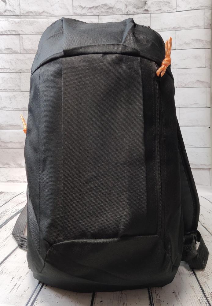 Городской спортивный рюкзак черный 10 л. фото №1