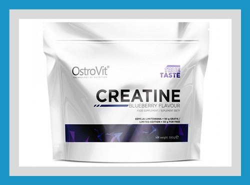Супер цена креатин ostrovit creatine 550 грамм limited edition польша фото №1