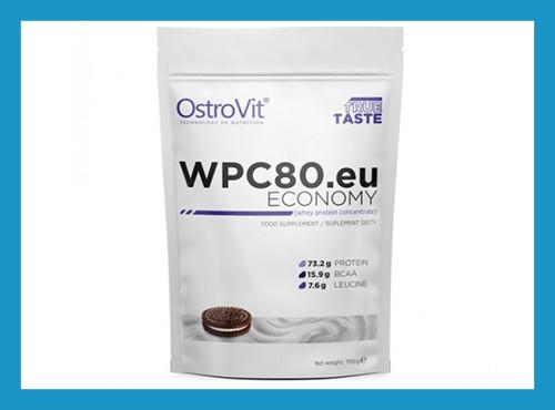 Акция протеин protein economy wpc 80.eu 700 грамм ostrovit польша фото №1