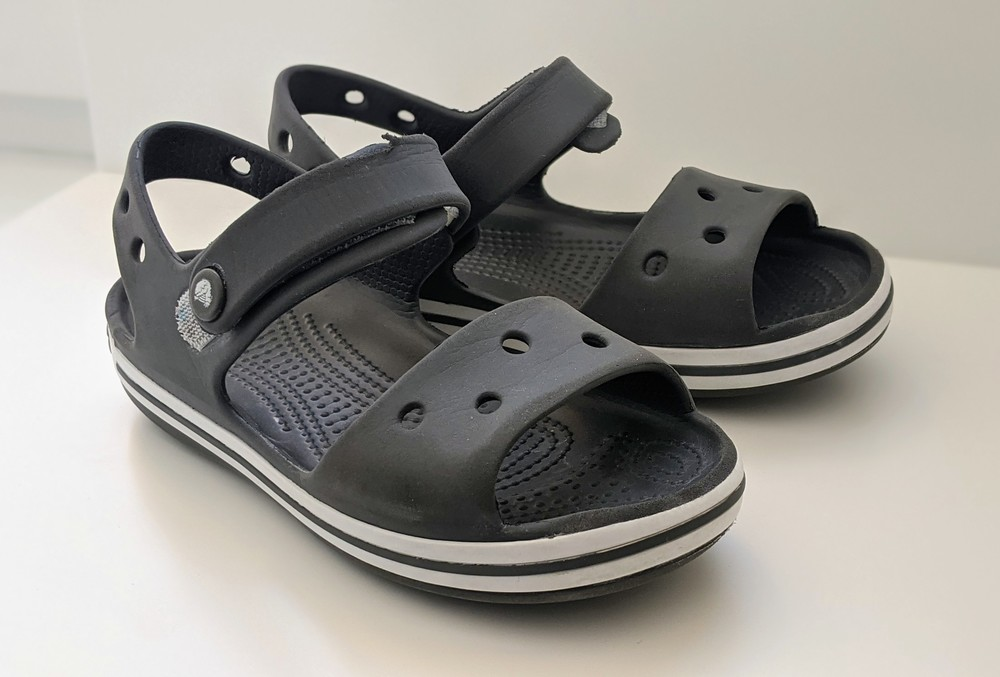 Босоножки crocs фото №1