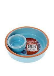 Средиземноморская керамическая миска для оливок tierra roja.бельгия. фото №1