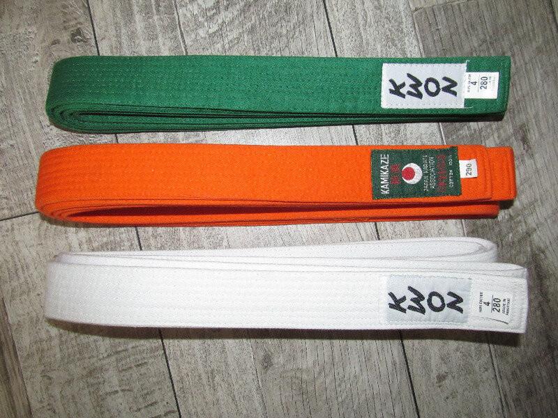 Пояса для кимоно длина 280-290см фото №1