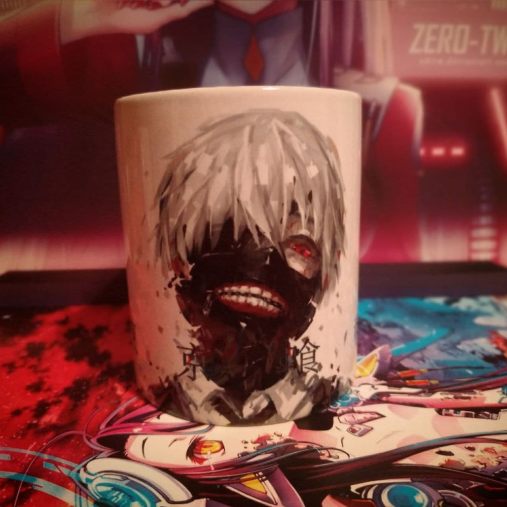 Кружка / чашка / аниме / токийский гуль фото №1