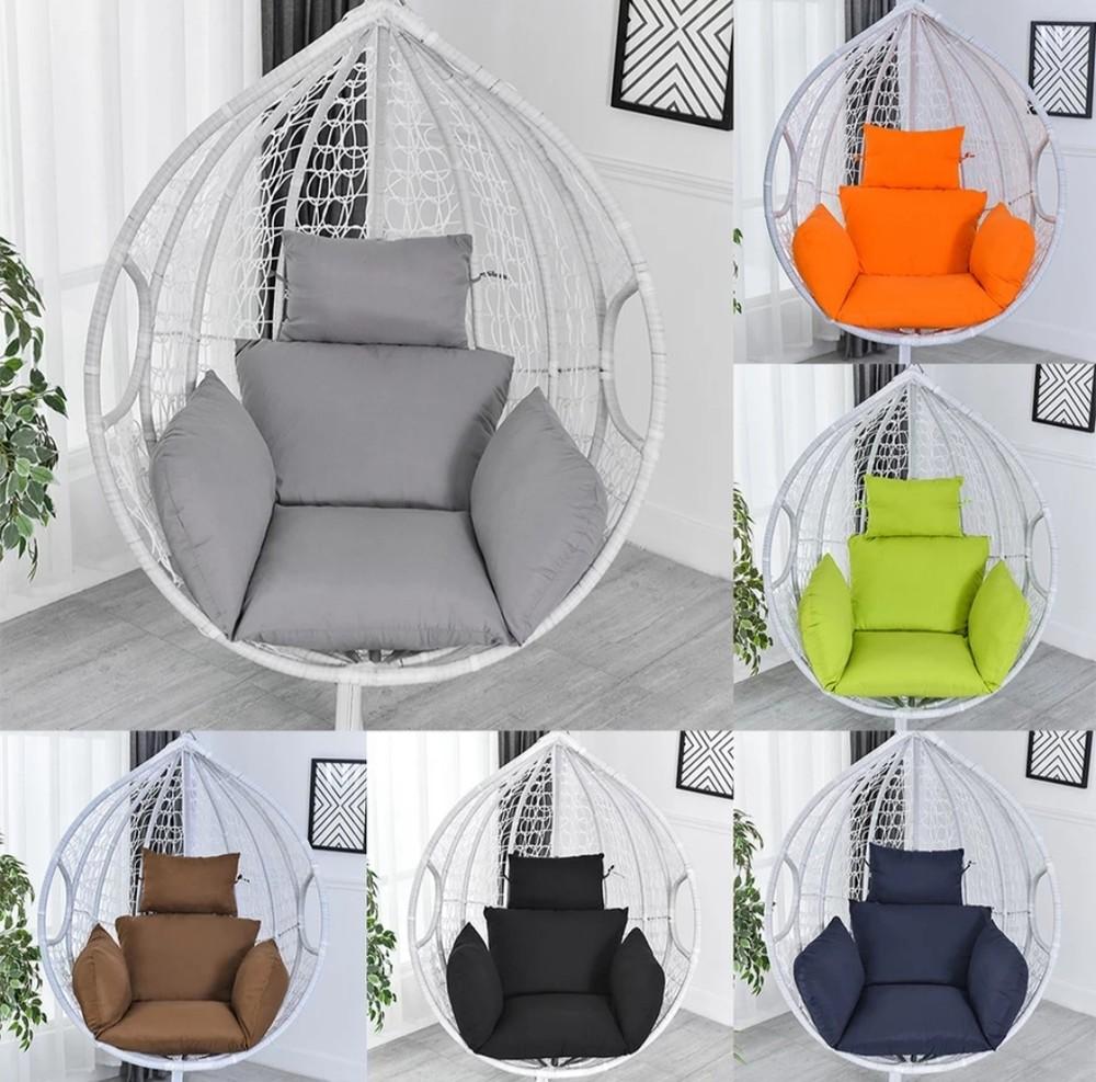 Подушка для кресла кокона т -образная 95*110см фото №1