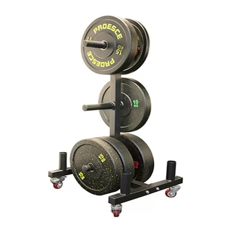 Подставка (стойка) для блинов (дисков) на колесах rn-sport фото №1