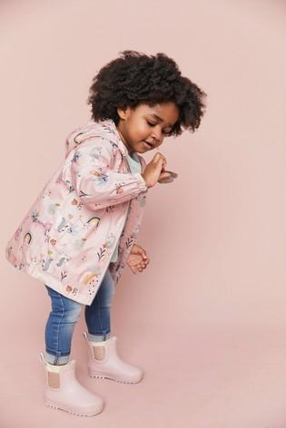Рожева куртка вітровка next для дівчат розм. 0-7 років під замовлення фото №1