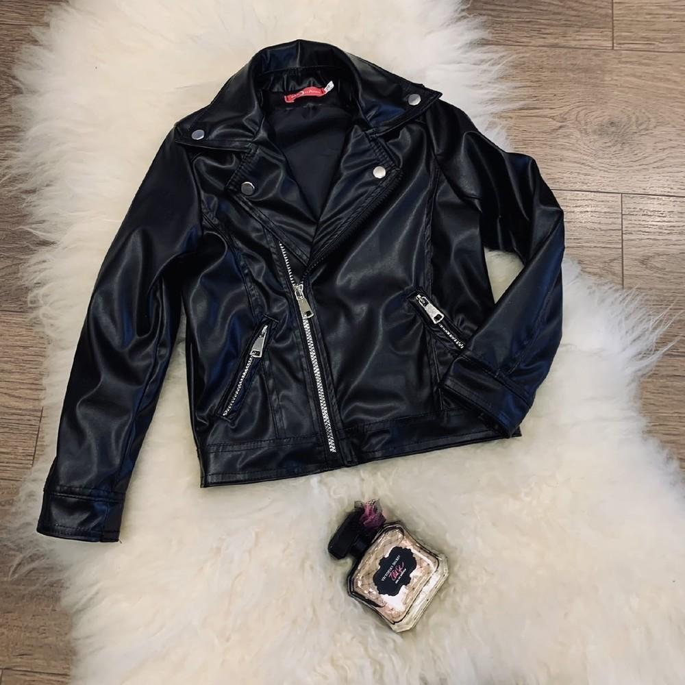 Весенняя курточка косуха фото №1