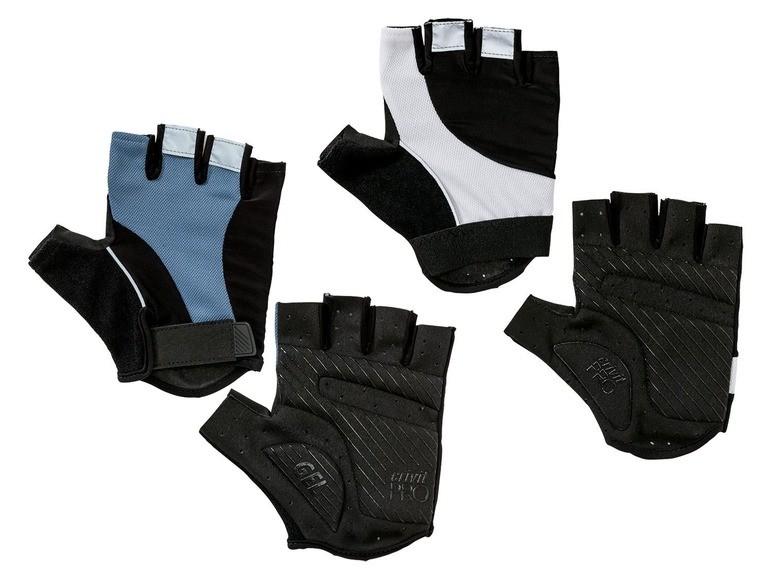 Мужские велосипедные/фитнес перчатки crivit pro, 9 размер фото №1