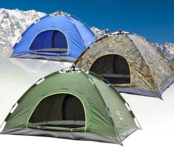 Палатка автоматическая 2-х местная фото №1