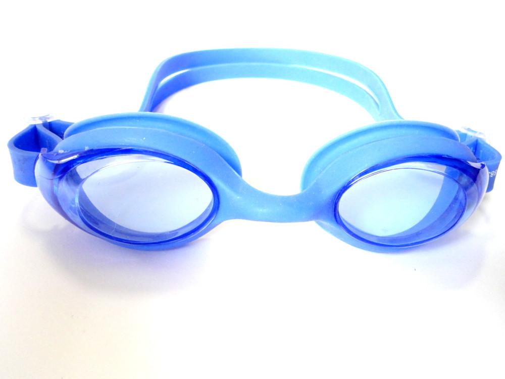 Очки для плавания fitness подростковые фото №1