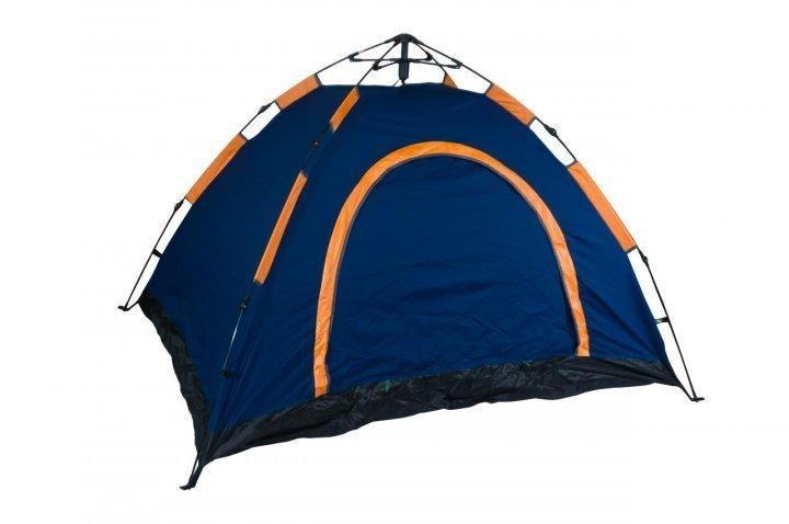 Палатка автоматическая трёхместная d&t – 2 x 1,5 м (best 1) фото №1