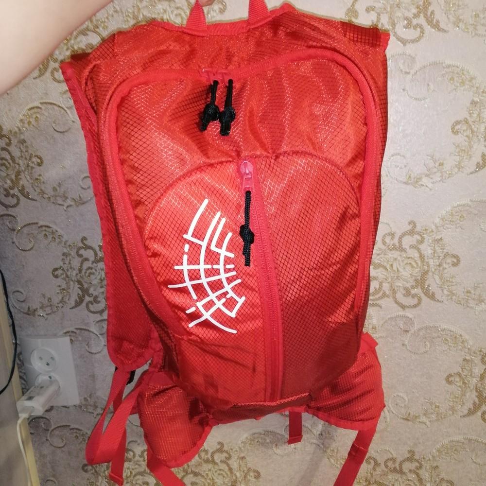 Рюкзак велосипедный фото №1