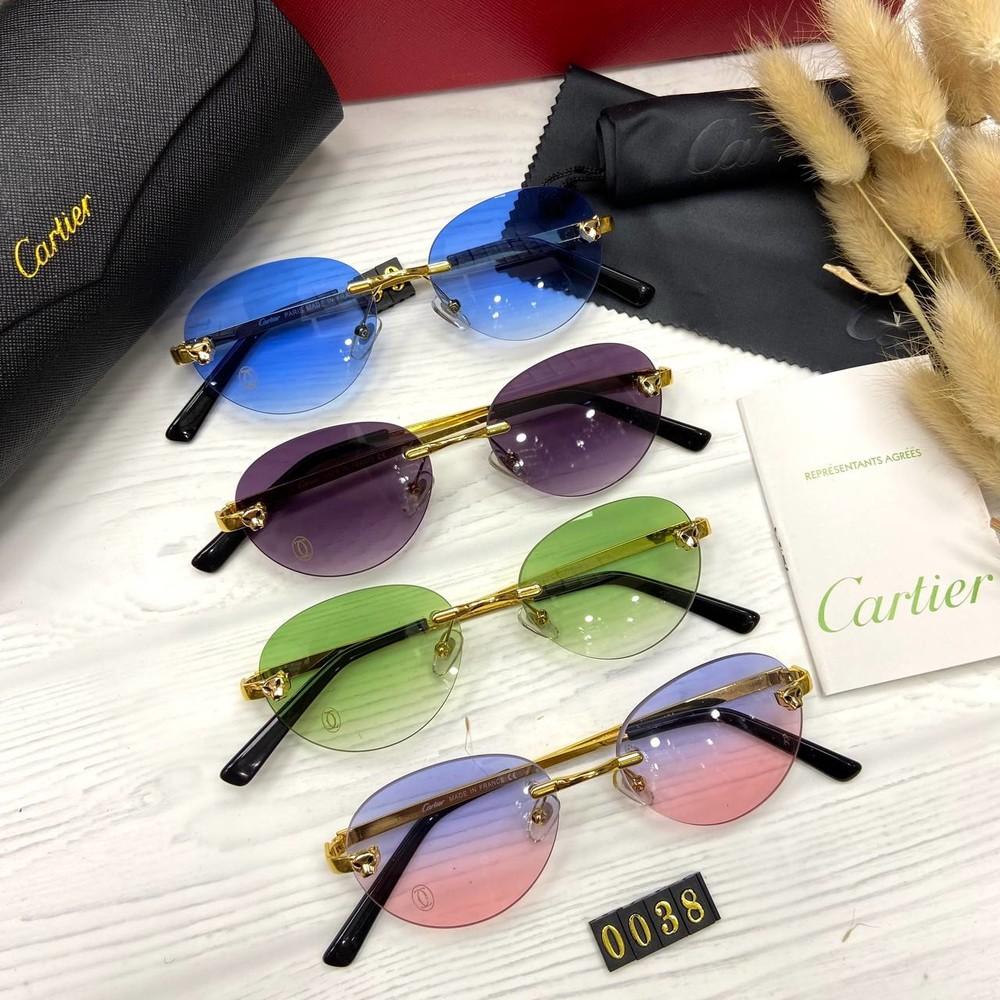Красивые стильные очки бренд фото №1