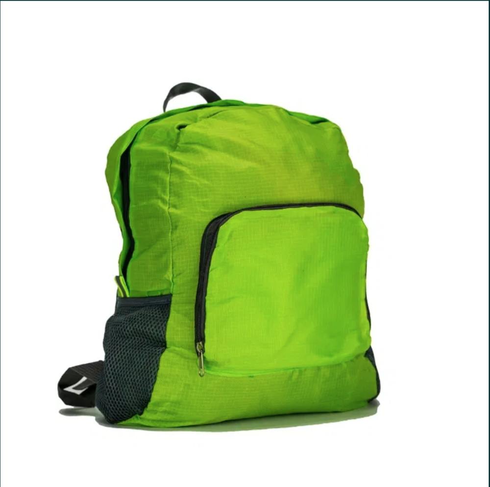 Складной рюкзак - трансформер с карманами.5 цветов. акция фото №1