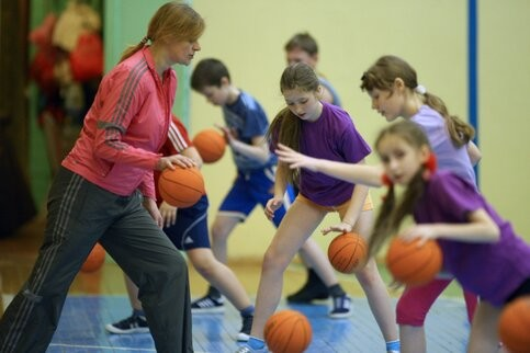 Запрошуємо дівчат для тренування в команді з баскетболу в ірпені літом фото №1