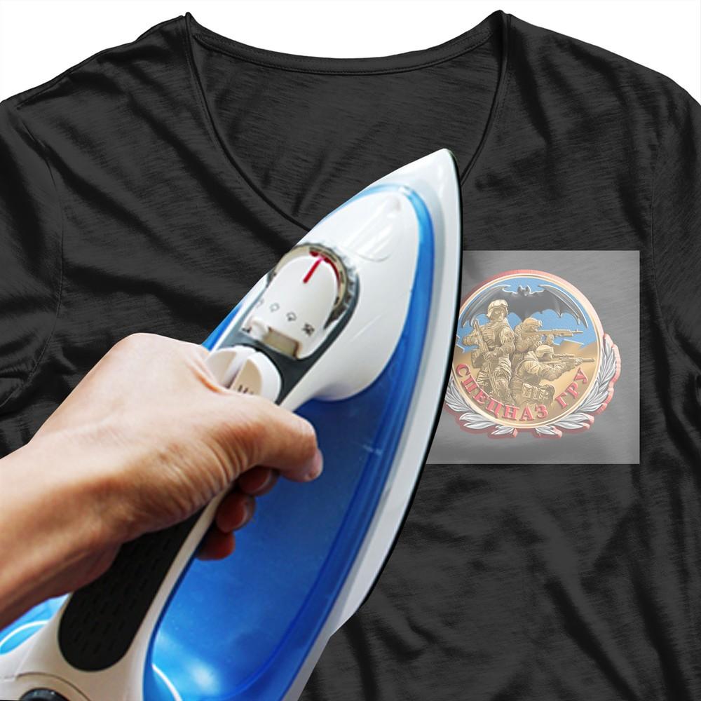 Термо наклейки на одежду!для скрытия дефекта,дайте своим старым вещам новую жизнь! фото №1