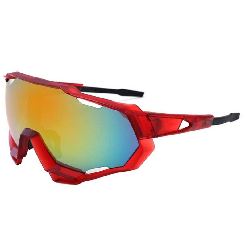 Спортивные очки petros multicolor для вело и мотоспорта a85364 фото №1