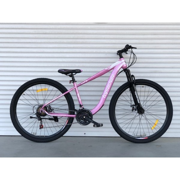 Top rider 550 29 дюймов велосипед двухколесный найнер горный фото №1