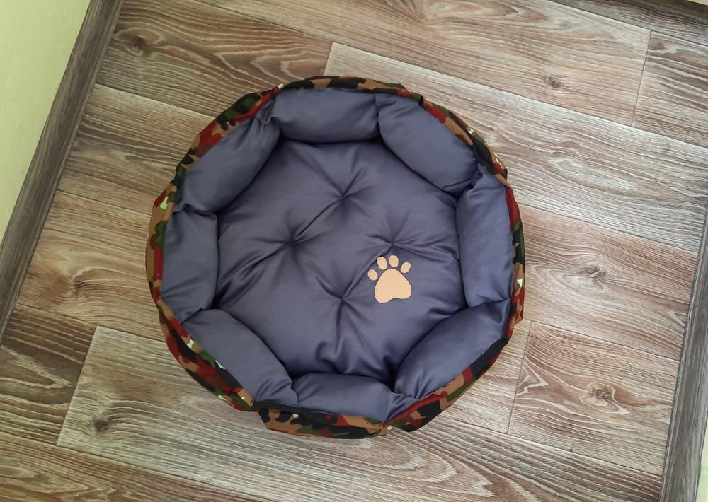 Лежанка для кота собаки лежак фото №1