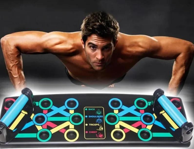 Платформа для отжиманий push up rack board фото №1