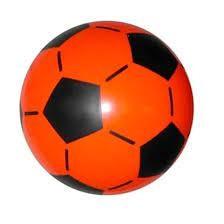 """Мяч """"футбол"""" 30см резиновый фото №1"""