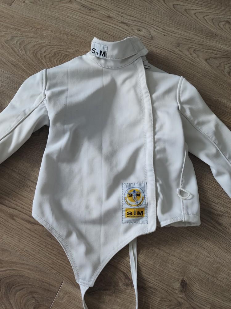 Куртка фехтовальная stm фото №1