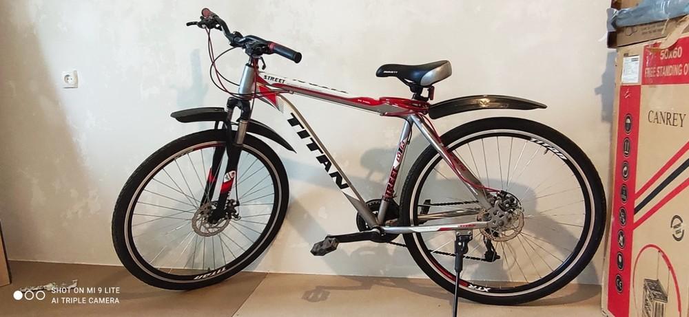 Велосипед в отличном состоянии фото №1