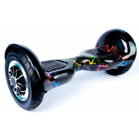 Гироборд самобаланс с подсветкой smart balance 10 дюймов фото №1