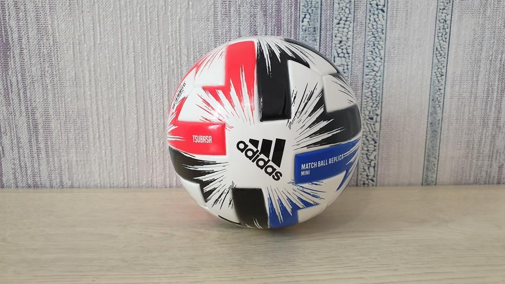 Мини-мяч adidas tsubasa фото №1