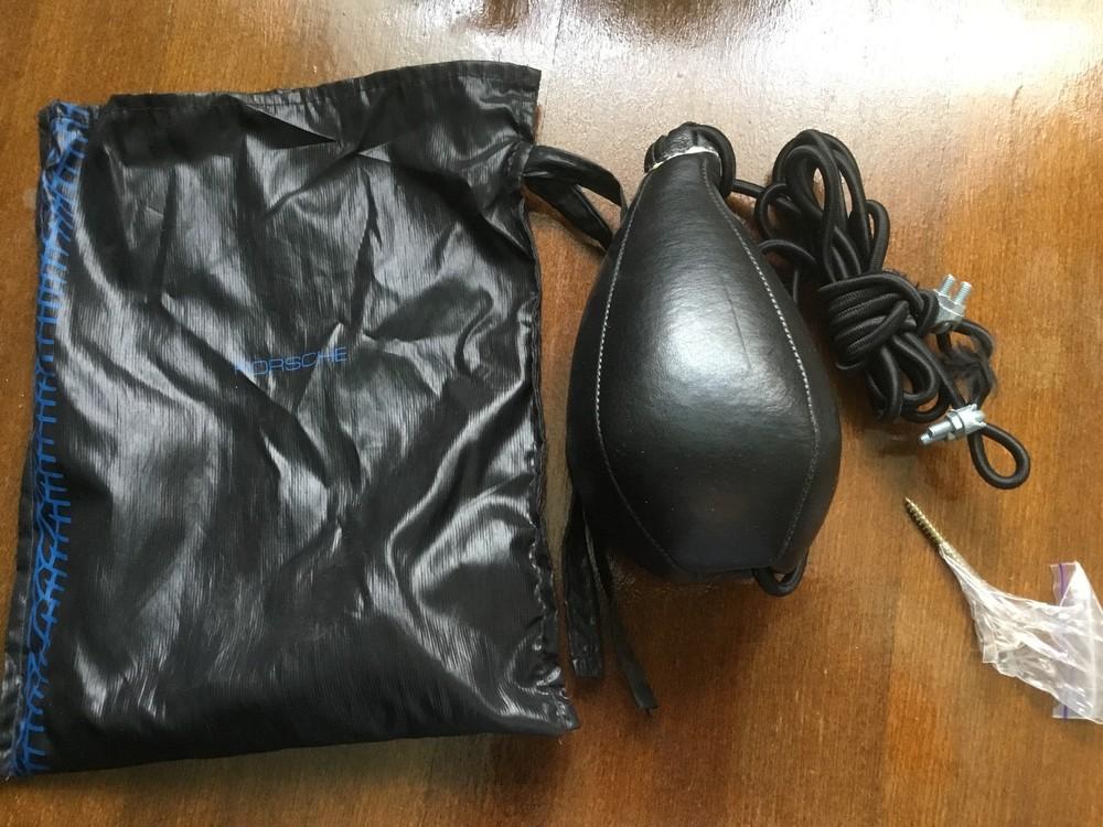 Боксерская груша фото №1