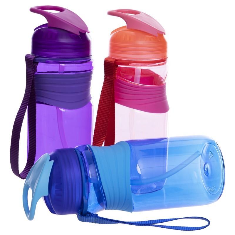 Бутылка для воды спортивная sp-planeta 2873: объем 580мл фото №1