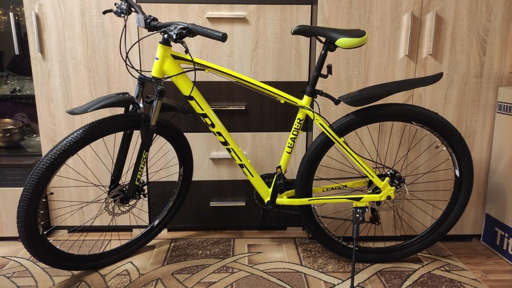 """Продам велосипед cross leader 29"""",новый. фото №1"""