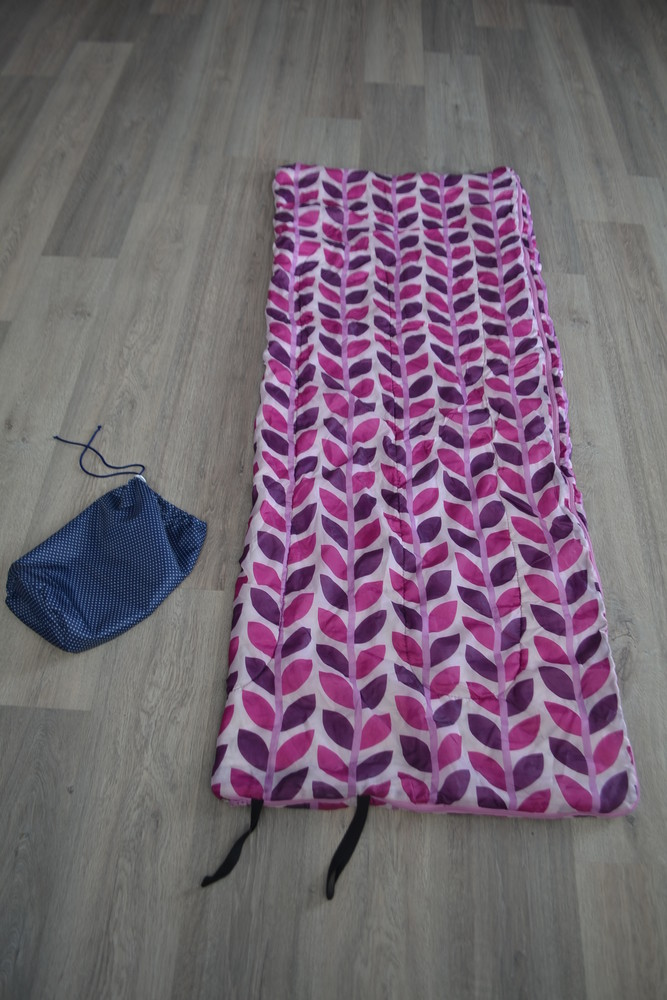 Тонкий спальник-одеяло в отличном состоянии фото №1