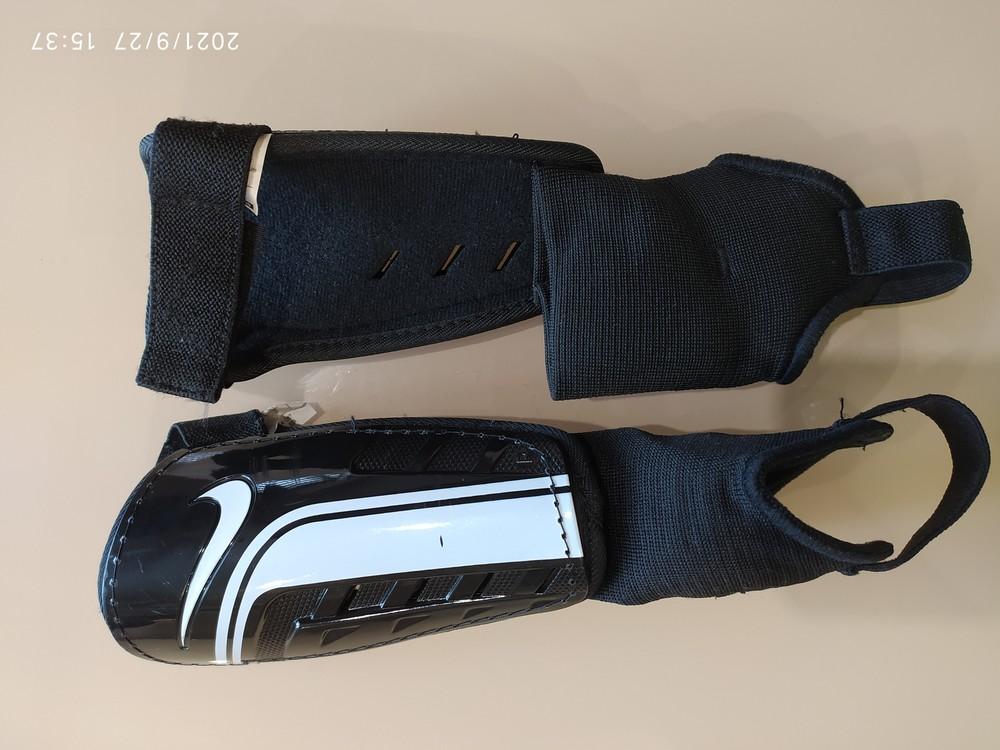 Защита для ног детская на 5-6 лет фото №1