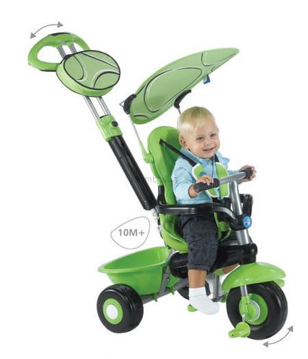 Детский велосипед Smart Trike DX Sport 3 в 1